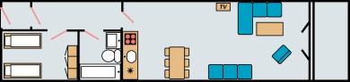 Plantegning type 3 og 4